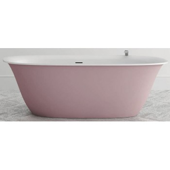 Bañera exenta BETA ESSENTIAL V1 ROSA - Hidrobox